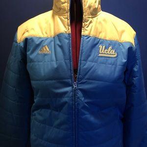 Adidas UCLA Blue & Gold Jacket L
